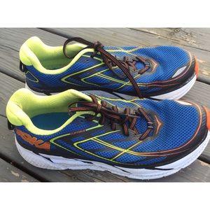 Hoka Clifton 3 Blue Men's Running Shoes 9